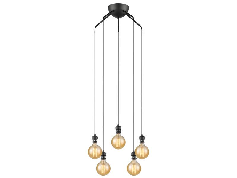 Multiple Métal Vente 5 Ampoules En Suspension De Oros Noire ZkOilXuTwP