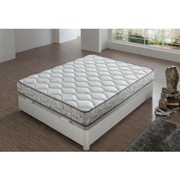 simpur relax matelas 160x200 visco home sleep paisseur 19 cm ind pendance de couchage