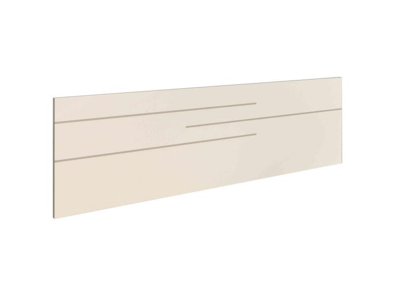 Tête de lit 180 cm en bois blanc - tl9063