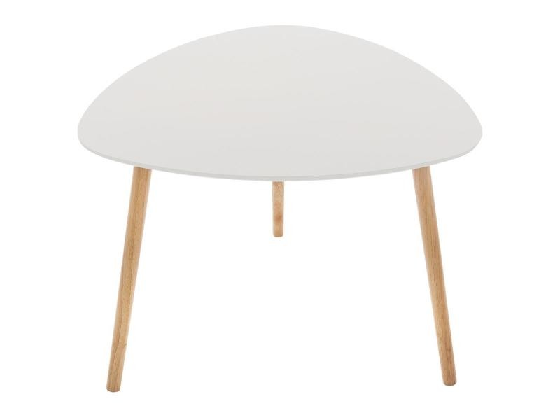 Atmosphera - table de café mileo taupe