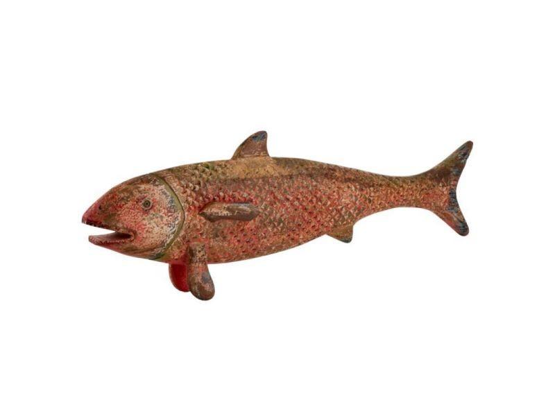 Paris prix - statuette déco poisson \