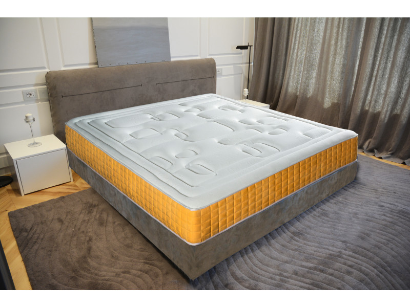 Olympe Matelas Sirrinos Grand Confort 90x190 Cm Made In