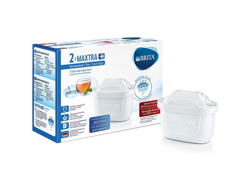 Pack de 2 cartouches maxtra + pour carafe filtrante - 1023118 1023118