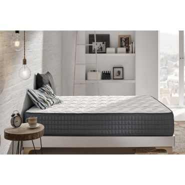 Matelas Visco Graphene Naturalex 160x200 Cm Mousse A Memoire Visco