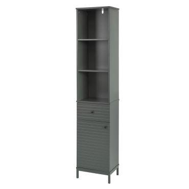 Meuble colonne de salle de bain armoire haute meuble - Meuble colonne salle de bain conforama ...