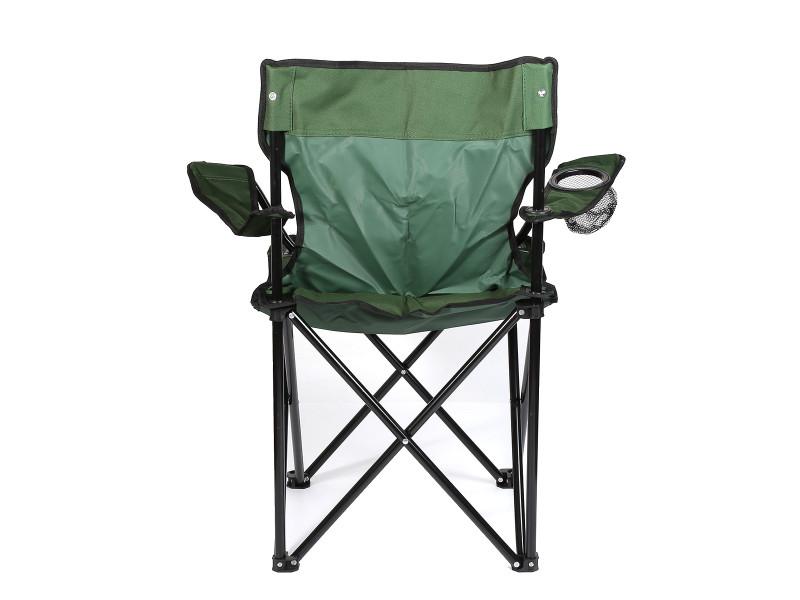 Chaise pliante multifonctionnelle d'extérieur hombuy® - vert(50*50*80cm)