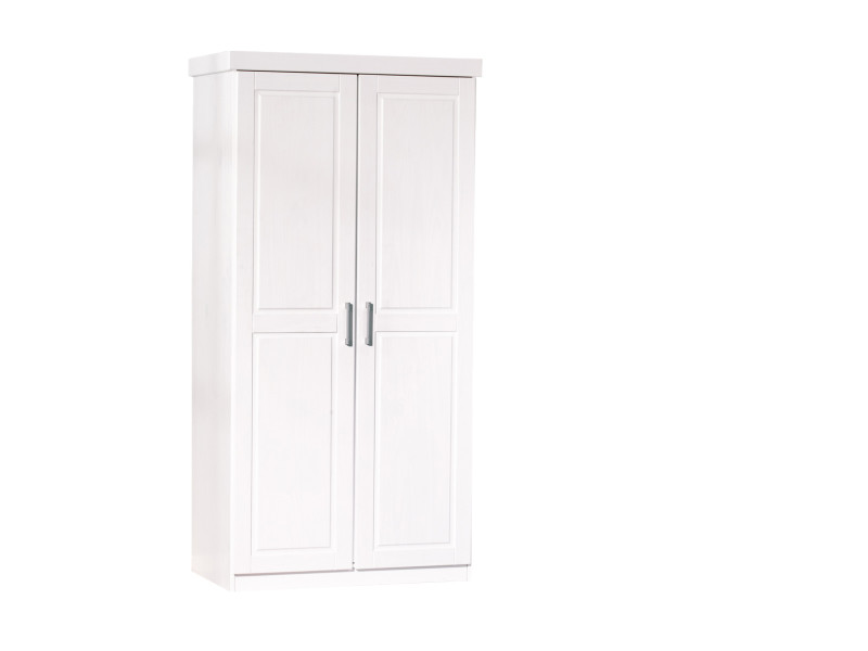 Armoire penderie dressing rangement chambre moderne 2 ...