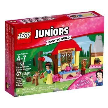 Lego Blanche Le 10738 Chalet Neige Vente rJuniors De UMpVSz