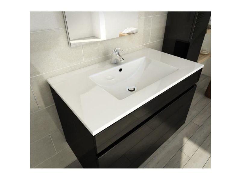 Meuble de salle de bain salle de bain complete luna ensemble salle ...