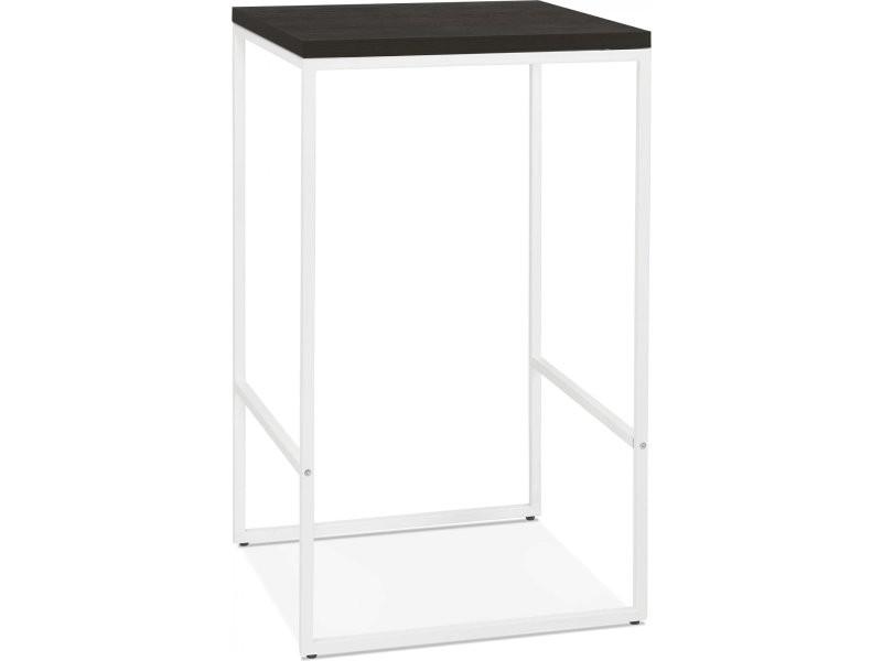 Table bar design tikafe BT00400WEWH