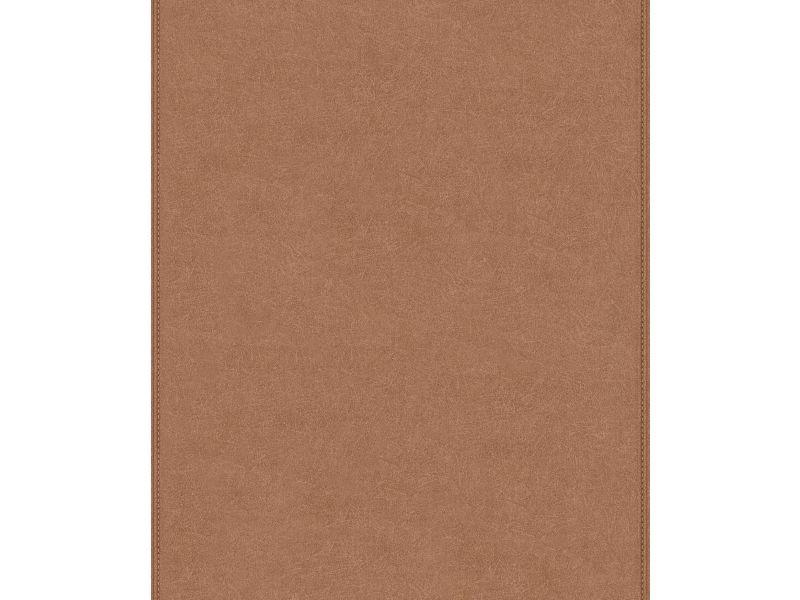 Papier Peint Imitation Cuir Avec Couture 10 M X 0,53 M