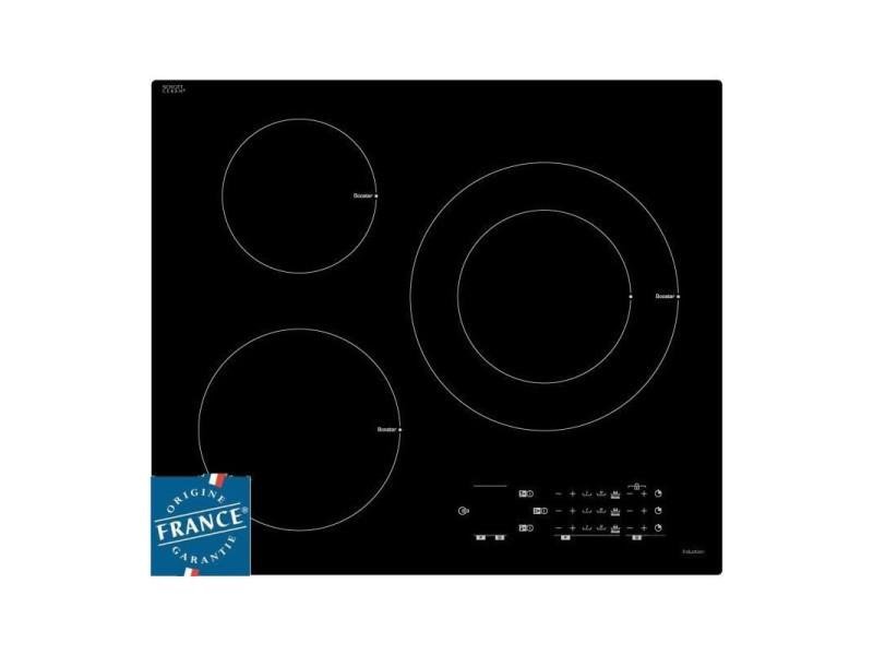 magasin en ligne fc350 0006a Sauter spi4361b - table de cuisson induction - 3 zones ...