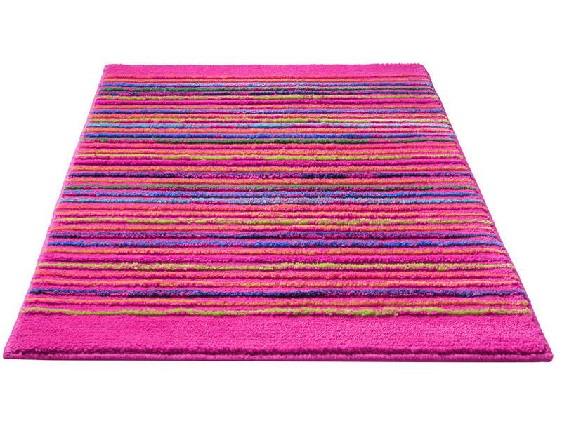 Tapis Chambre Tapis De Salle De Bain Cool Stripes Rose 60 X 100 Cm Tapis De  Salon Moderne Design Par Esprit