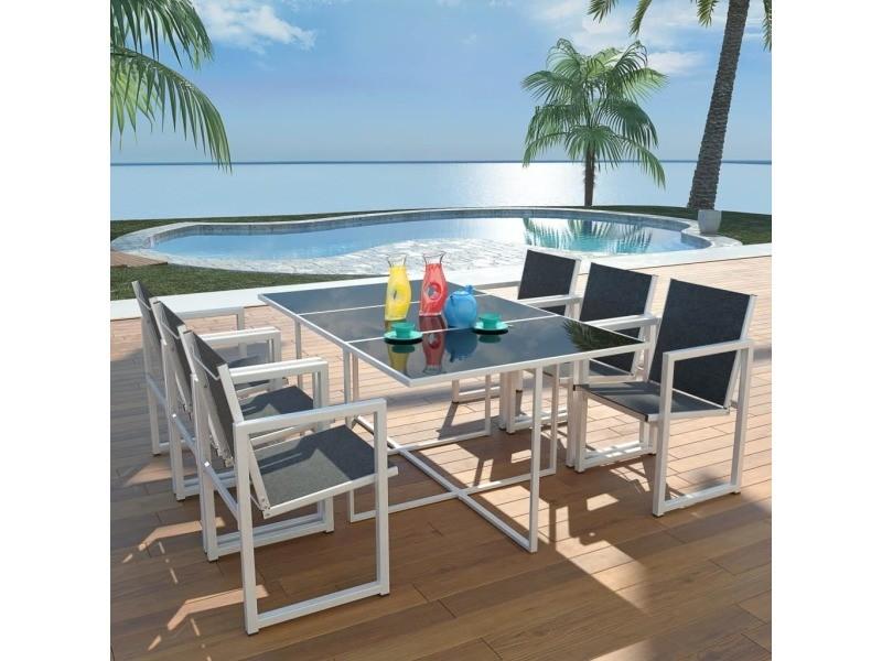 Moderne meubles de jardin gamme tunis mobilier d\'extérieur 7 ...