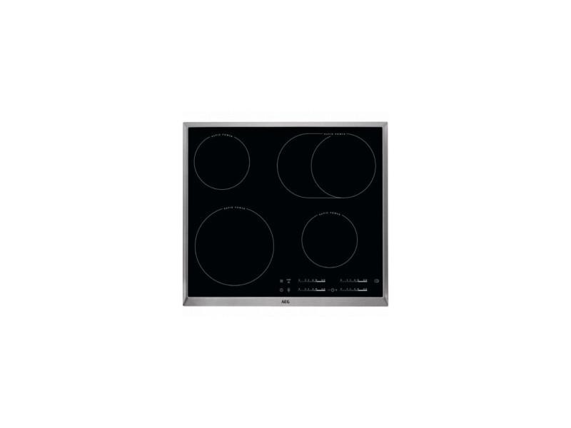 Table vitroceramique largeurmm 576 foyers connection h2h t CDP-HK654850XB