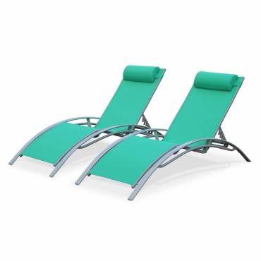 Transat et chaise longue : des modèles pour tous les budgets