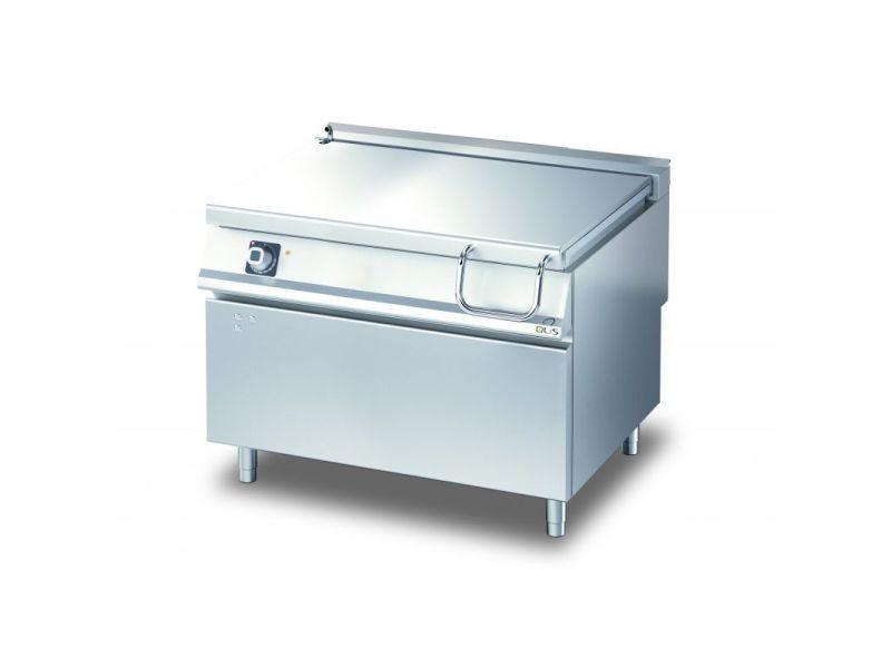 Sauteuse basculante electrique relevage motorisé diamante 90 - 80 à 120 l - olis - 1200 ml 900