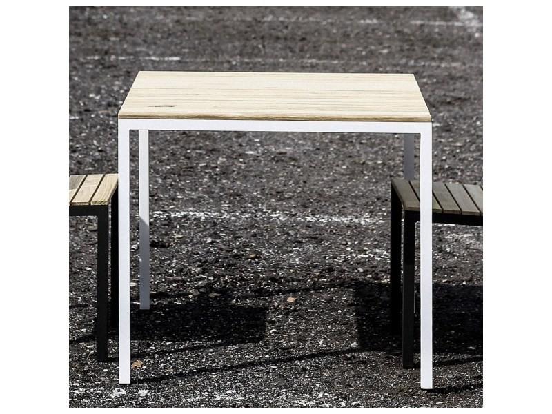 Spécial balcon ensemble egoe table et 2 chaises cora en ...