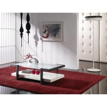 blanc basse relevable laqué Vente design elvira Table de hrtsQxdCB