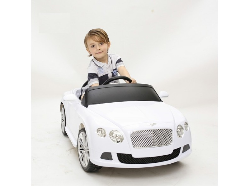 Électrique Vente Bentley Voiture Blanc De F Gtc 82100blanc PTwZOuikXl