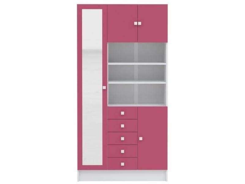 Colonne de salle de bain - armoire de salle de bain galet armoire de ...