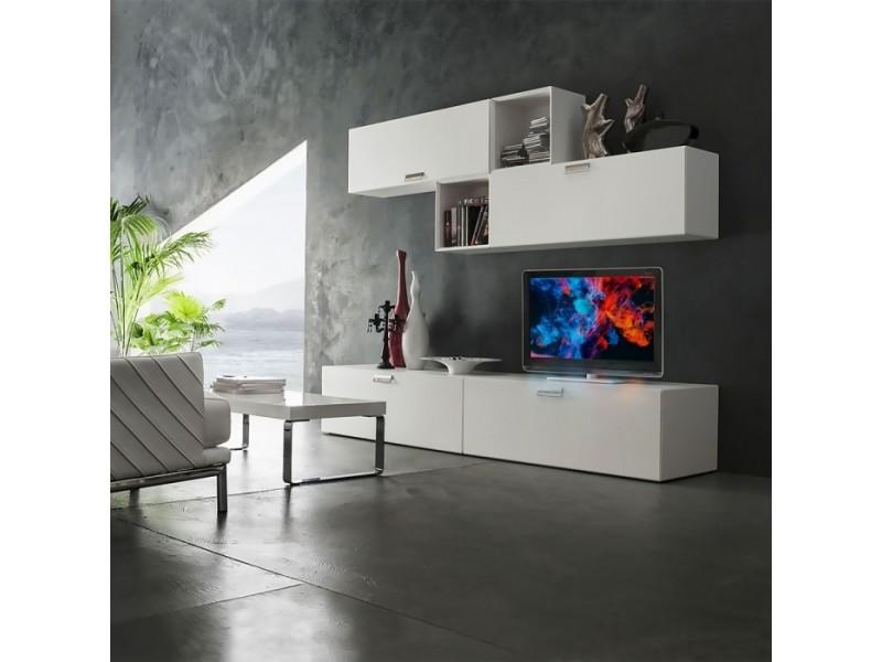 Ensemble meuble tv avec étagère lego par zendart séléction