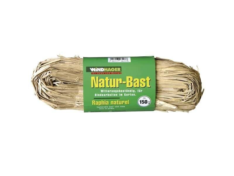 Entretien-phytosanitaire raphia fibre naturellepelote de 150 g. Attache les végétaux sans les abîmer