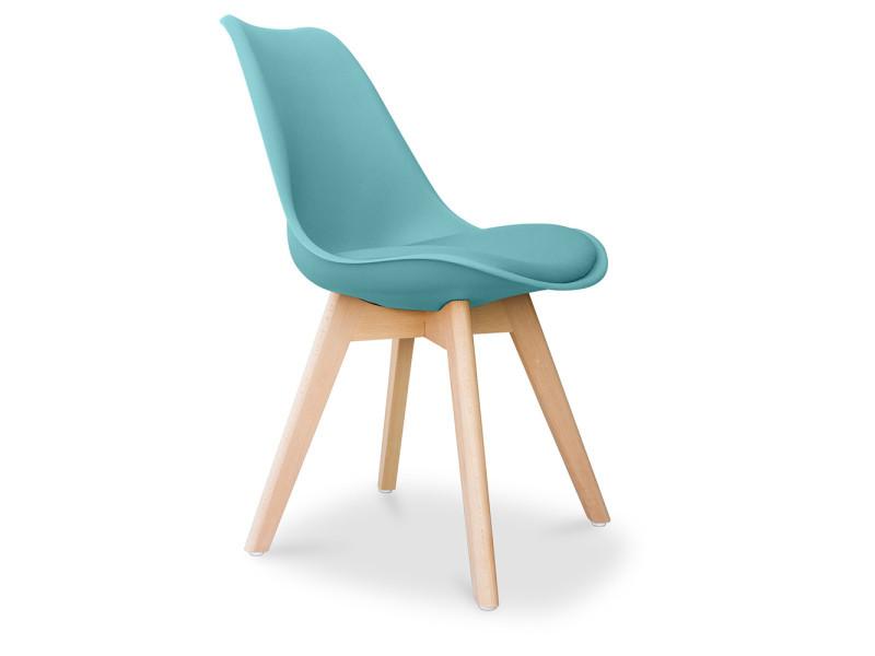 design mat coussin deswick Chaise avec scandinave 29IHED
