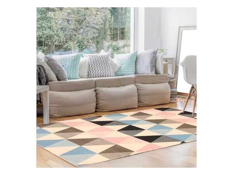 Dezenco 140 x 200 cm dezenco - tapis pour le salon ...