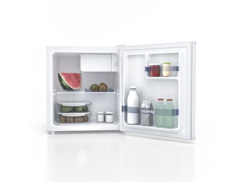 Hkoenig Fgx480 Mini Réfrigérateur Pose Libre Blanc 46