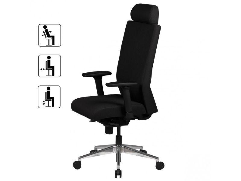 à coloris haut bureau de tête avec dossier Chaise appuie 8yvmnwN0O
