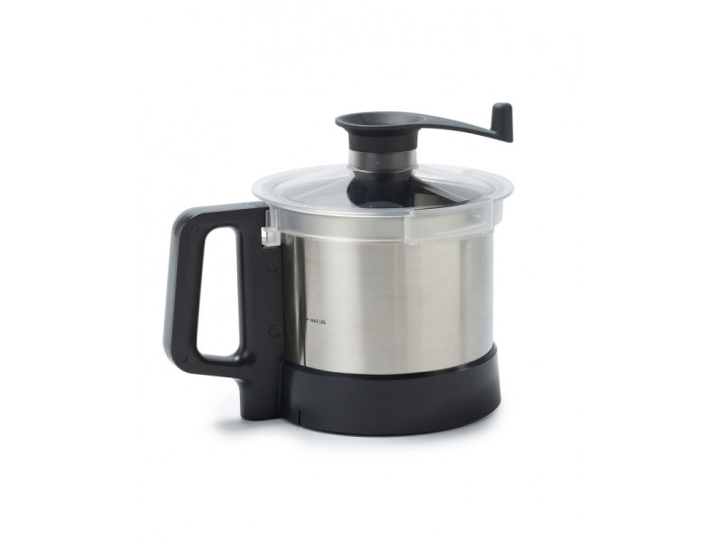 Cuve inox 3,6 litres cutter mélangeur prep4you - dito sama