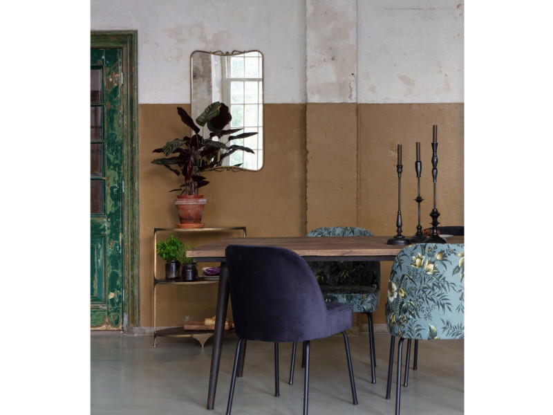 En Velours Chaises Jktf1lc 2 85 Couleur Gris Design 800816 Vogue 3jc54ARqL