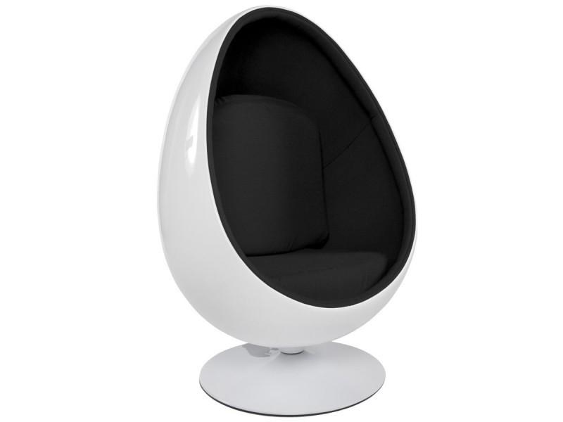 Egg blanc & noir