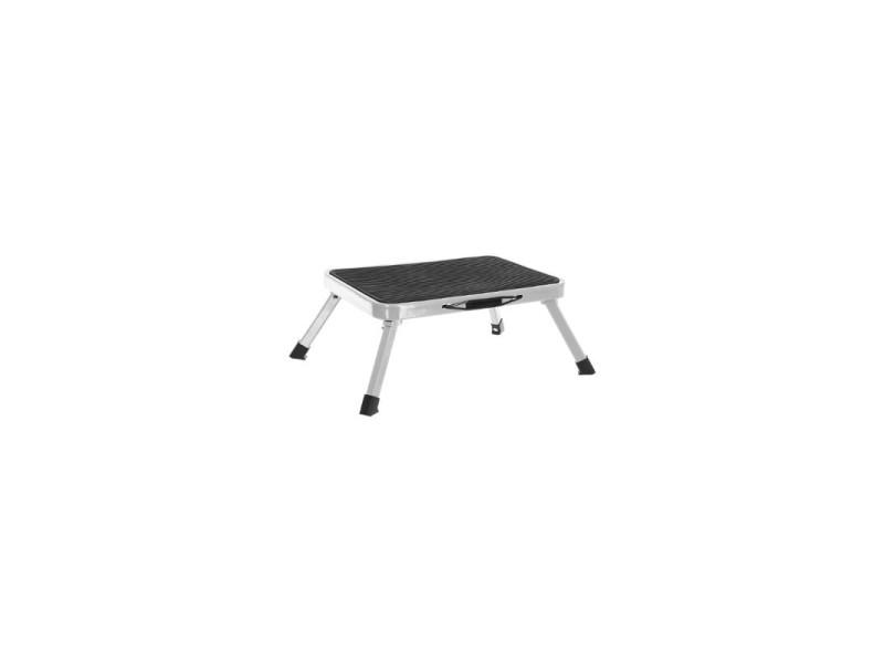 Marche pieds - 1 marche - 46 x 32 x 17 cm - bleu - Vente de Tous les fauteuils lWMu6