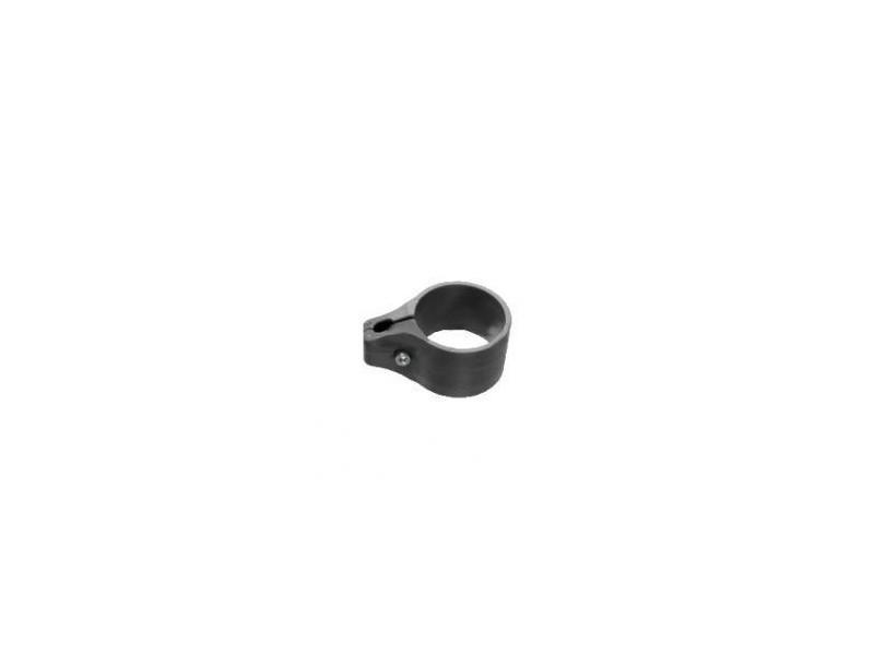 Filiac - collier de fixation gris pour panneau rigide sur portillon grillagé F9000110