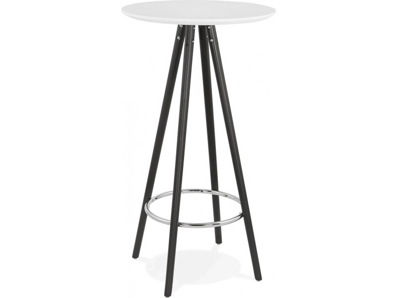 Table bar design deboo BT00330WHBL