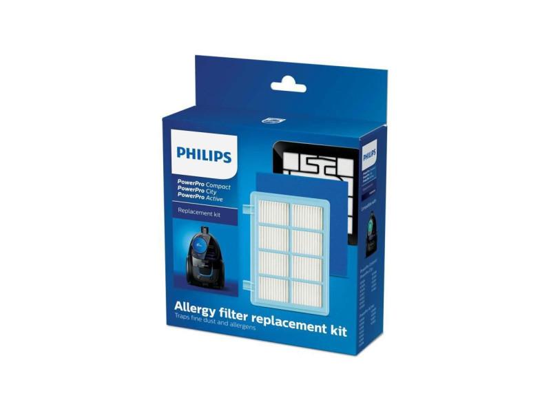 Kit de rechange philips fc8010/02 compatible powerpro compact et powerpro active PHI8710103902942