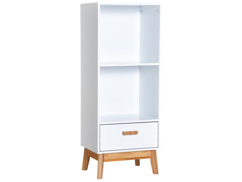 meuble de rangement colonne design scandinave multi. Black Bedroom Furniture Sets. Home Design Ideas