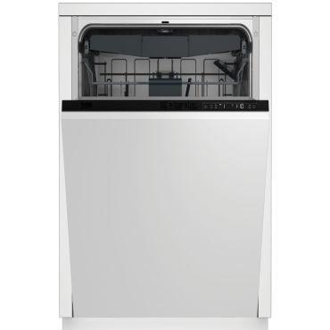 lave vaiselle beko pdis 28120 11 couverts a vente de lave vaisselle encastrable conforama