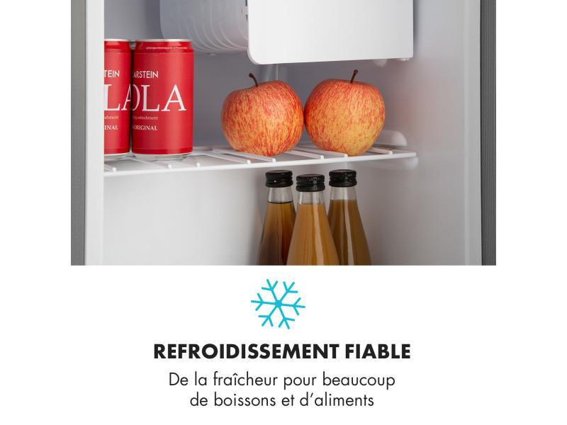 Klarstein Snoopy Eco Mini Réfrigérateur à Boisson 46l