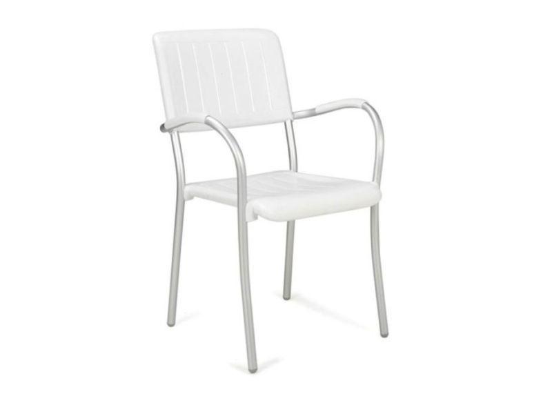 Chaise avec accoudoir jardin & terrasse musa nardi - Vente ...