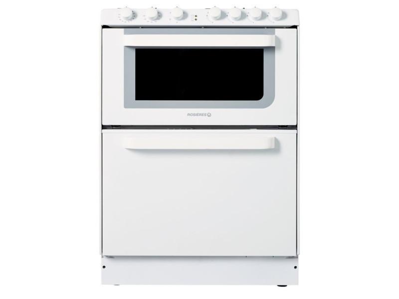 grossiste a9923 d1730 Lave-vaisselle combiné cuisson posable 60cm 6c 52db a blanc ...