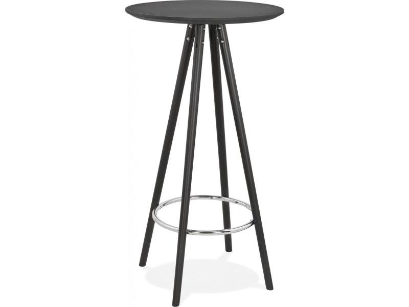 Table bar design deboo BT00340BLBL