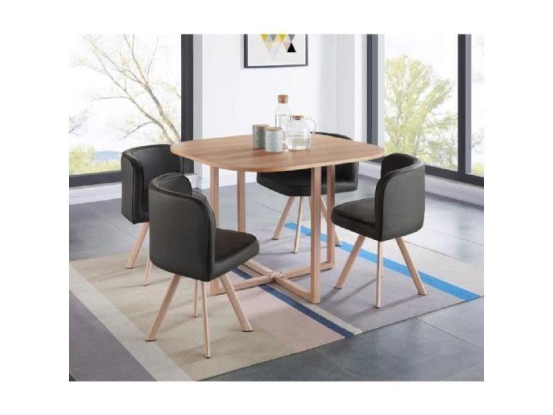 Manger Avec Chaises Lund A Table Ensemble 4 Personnes XwkOPZiuT