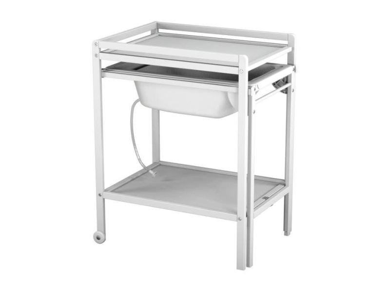 Table - commode - plan a langer table a langer a roulettes avec ...