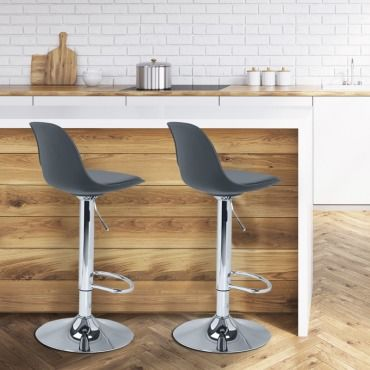 chaise bar tissus alinea