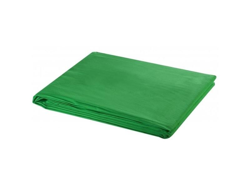 Tissu de fond vert chroma key sans coutures 3x3 m photo vidéo