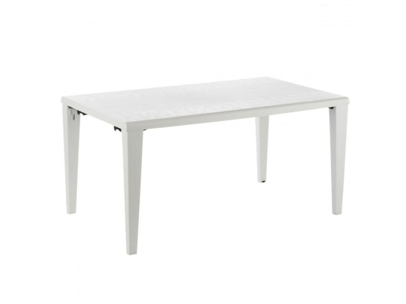 Table de jardin alpha 150 grosfillex - Vente de GROSFILLEX ...