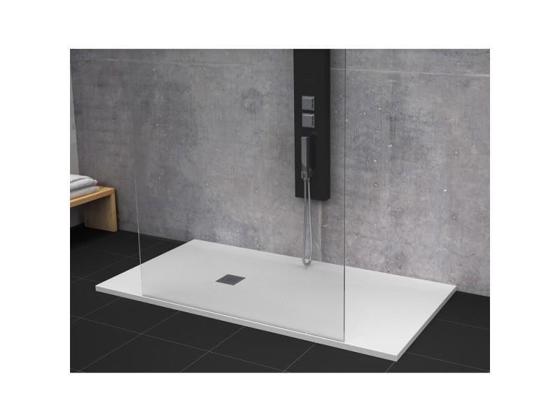 Receveur de douche 90 x 120 cm extra plat strato surface - Receveur de douche extra plat pas cher ...